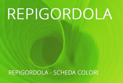 REPIGORDOLA – COLORI
