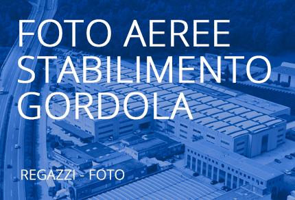 Foto aeree stabilimento Gordola